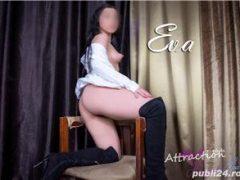 Escorte din Bucuresti: Sunt Eva cea mai tare maseuza din Bucuresti in masaj erotic nuru