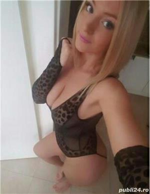 Escorte din Bucuresti: Buna Blonda Reala daca nu sunt eu platesc deranjul Militari CORA